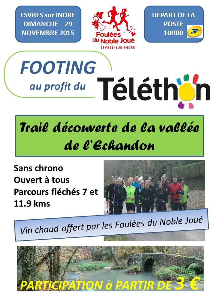 Affiche telethon 2015